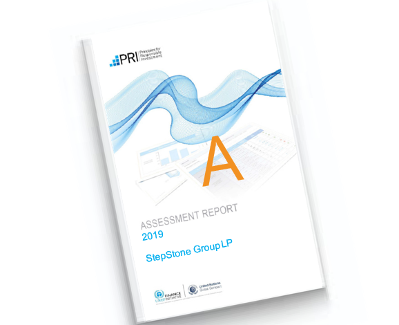 StepStone Group 2019 UNPRI Scorecard
